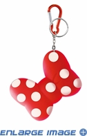 Key Chain - Coin Holder - Minnie Mouse - Bow