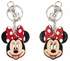 Key Chain - Double Sided - Minnie Mouse
