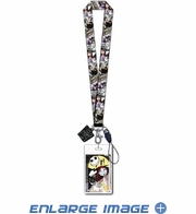 Lanyard with ID Card Holder - Car Truck SUV - Disney - NBC - Jack & Sally