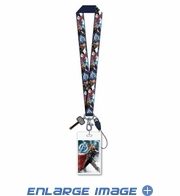 Lanyard with ID Card Holder - Car Truck SUV - Marvel Comics - Thor