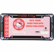 License Plate Frame - Car - Plastic - Sanrio - Hello Kitty - Hearts