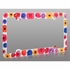 License Plate Frame - Plastic - Car Truck SUV - Daisy Flowers