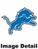 License Plate Tag Metal - Car Truck SUV - Detroit Lions
