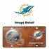 License Plate Tag Metal - Car Truck SUV - Miami Dolphins