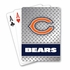 Playing Cards - Blackjack Poker - Chicago Bears