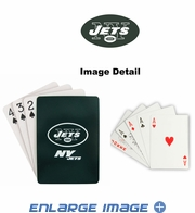 Playing Cards - Blackjack Poker - New York Jets