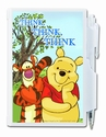 Pocket Notes - Mini Personal Hardcover Notepad - Disney - Winnie the Pooh