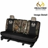 Rear Car Truck SUV Bench Seat Cover - Camouflage - Realtree Outfitters - Switch Back - Camo