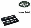 Seat Belt Shoulder Pads - Car Truck SUV - New York Jets - PAIR