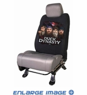 Seat Cover - Seat Shirt - Car Truck SUV - Duck Dynasty - Family Portrait - PAIR