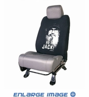 Seat Cover - Seat Shirt - Car Truck SUV - Duck Dynasty - Uncle Si - PAIR