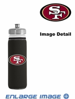 Sports Gym Bottle Cooler - San Francisco 49ers