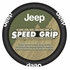 Steering Wheel Cover - Car Truck SUV - Speed Grip - Jeep - Logo