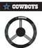 Steering Wheel Cover - Car Truck SUV - Mesh - Dallas Cowboys