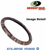 Steering Wheel Cover - Car Truck SUV - Mossy Oak Infinity Camo