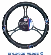 Steering Wheel Cover - Car Truck SUV - Vinyl - Tennessee Titans