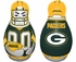 Tackle Buddy Inflatable Punching Bop Bag - Green Bay Packers