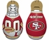 Tackle Buddy Inflatable Punching Bop Bag - San Francisco 49ers