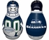 Tackle Buddy Inflatable Punching Bop Bag - Seattle Seahawks