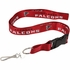 Team Logo Lanyard Keyring with Velcro closure - Atlanta Falcons - Red