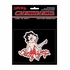 Decal Sticker - Car Truck SUV - Cling Bling - Betty Boop