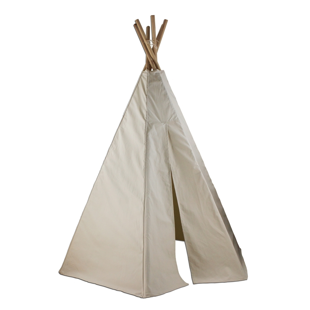 7.5ft Great Plains Indian Teepee Kids Play Tent  sc 1 st  Childrenu0027s Toys| Kids Furniture & 7.5ft Great Plains Indian Teepee Kids Play Tent Free Shipping