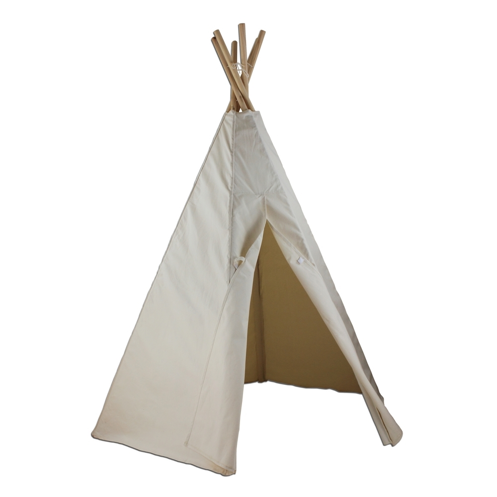 sc 1 st  Childrenu0027s Toys| Kids Furniture & 7.5ft Great Plains Indian Teepee Kids Play Tent Free Shipping