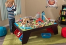 Aero City Train Set & Table w/ Bins