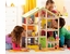 All Season Doll House - Furnished Playset