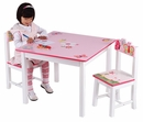 Butterfly Buddies Kids Table & Chairs Set