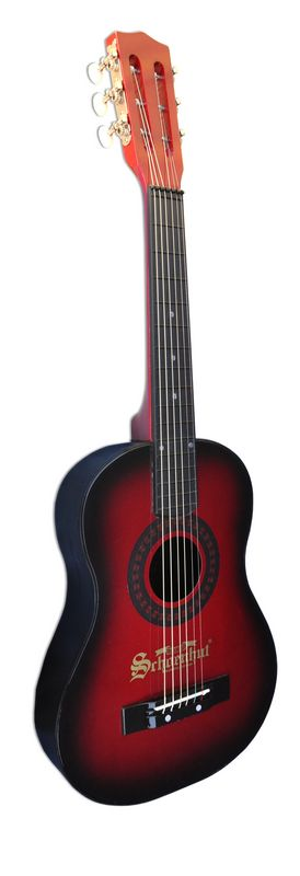 6 string guitar metal strings by schoenhut free shipping. Black Bedroom Furniture Sets. Home Design Ideas