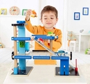 City Garage Wooden Play Set