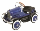 Deluxe Blue Roadster Pedal Car