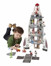 Discovery Spaceship and Lift-Off Rocket Play Set