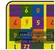 Flagship Kids Carpets-ABC123's™ Kids Educational Rug in 8 sizes