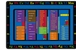 Flagship Kids Carpets-Bible Bookcase Kids Educational Rug
