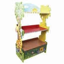 Hand Painted Teamson Sunny Safari Kids Bookcase