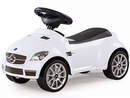 Mercedes SLK 55 AMG foot to floor Toddler Ride On Car-White