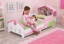 KidKraft Dollhouse Toddler Bed,Optional Side Tbale