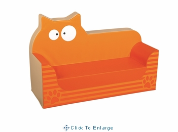 "Kids ""Cat"" Sofa Bench Seat By Wesco"
