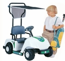 Lil Driver Golf Cart Ride on Toy