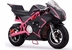 MotoTec Cali 36v Electric Pocket Bike Pink