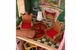 Once Upon a Time Dollhouse w/ 23 pc doll furniture