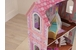 Penelope  wooden doll house w/ 9 pc doll furniture