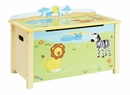 Safari Savanna Smile Toy Box