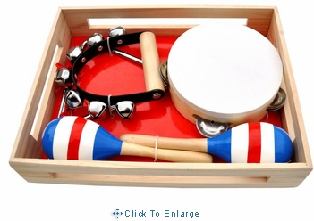 Schoenhut  Band In A Box Two