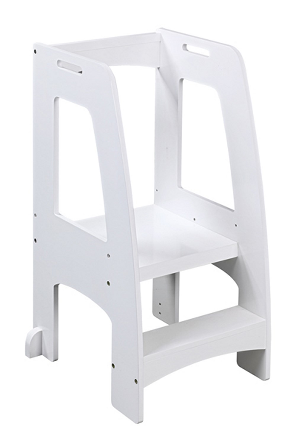 STEP-UP KITCHEN HELPER- White by GuideCraft-Free Shipping