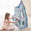 Teamson Kids - Ice Mansion doll house	w/furniture