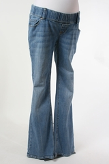 Low Rise Waist Maternity Stretch Jeans by Old Navy Maternity - Size 12 Regular