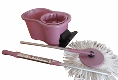 DynaMop®-EXTRA Dual Function Spin Mop - Lavender